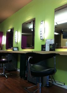 V'z Image Option'z salon interior