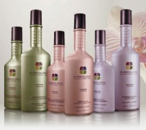 Pureology natural hair products